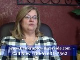Bankruptcy Lawyers Riverside -  What Do I need to know
