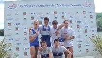 Championnat de France senior bateaux longs 2011 : Finales A FS2XPL et HS2XPL