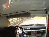 course de cote bagnols sabran 2011 clio cup Rocher Kenny
