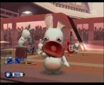 Rayman Production Presente The Lapin Cretin Show - Gametest - Et 1, et 2, et 3 Cretins