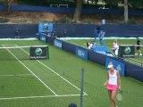 Naomi Broady vs Sloane Stephens 6-1 3-2