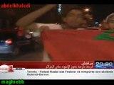 le Maroc en liesse après le match Maroc Algerie
