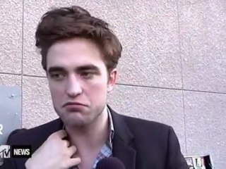 Robert Pattinson Unsure About His Post-'Twilight' Career