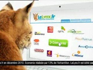 LeLynx.fr - Comparateur d'assurances auto, moto et santé (pub témoignage utilisateur)