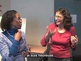 Formation langue des signes LSF au ministère du l'Égalité des territoires et du Logement