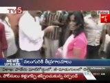 Woman stripped in public in Patna