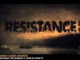 Resistance 3 - Resistance 3 VGA Teaser [PS3]