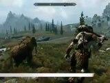 The Elder Scrolls V: Skyrim Gameplay TES 5 Skyrim E3 DEMO