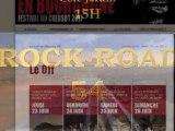 ROCK ROAD 54 concerts été 2011