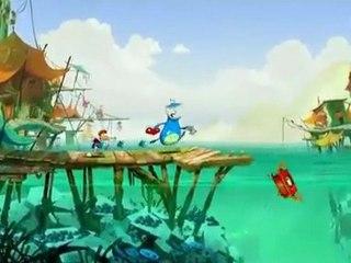 Trailer E3 2011 de Rayman Origins