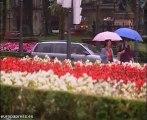 Lluvia y bajas temperaturas en Bilbao
