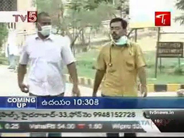 Swine Flu Spreads throughout India