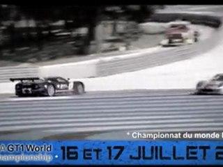 Teaser Championnat du Monde FIA GT1 Paul Ricard