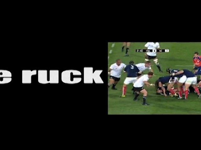 Le ruck