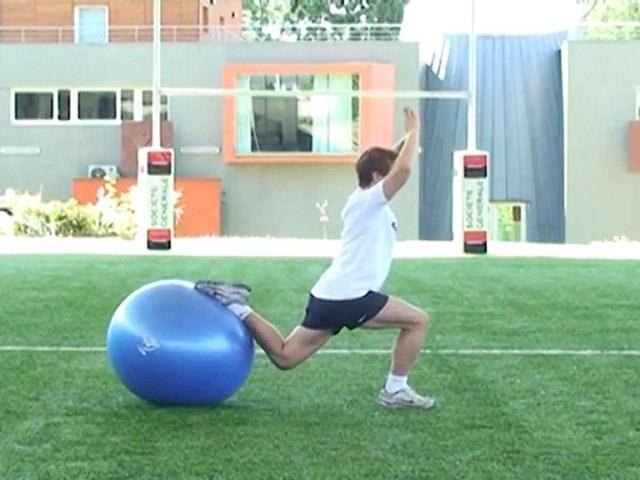 Exercices membre inférieur