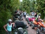 Rando quad au salon de la moto de Bouchain!