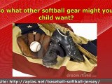 Deciding On Youth Baseball Or Softball Gear To Buy
