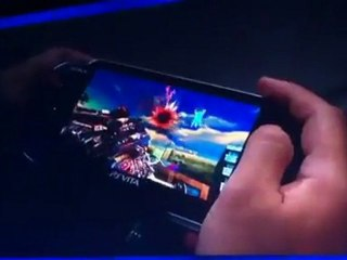 Street Fighter X Tekken - Cole Gameplay on PS Vita de Street Fighter X Tekken