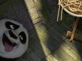"Kung Fu Panda 2 - extrait (VOST) ""en mode camouflage"""