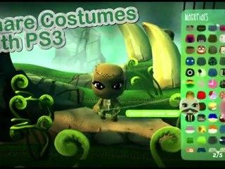 LittleBigPlanet PS Vita - Trailer E3 2011 de LittleBigPlanet
