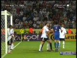 WC 2006 : Italie - Allemagne  2-0
