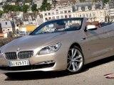 Essai BMW 650i Cabriolet par Sport-Prestige
