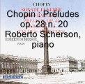 Chopin Préludes op. 28 n. 6,9 et 20 (extrait)