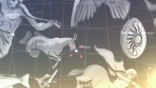 Stellarium mostra o mapa do espaço