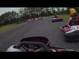 Karting SWS RX250 Master Cup  à Clot Kart 2e course le 5 juin 2011