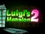 E3 2011 Luigis Mansion 2 3DS