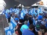 MHR: dans les coulisses... des supporters!