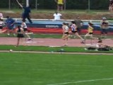 "Claire DUCOS - 400m haies (76cm) - 65""50 - Interclubs 2nd tour"