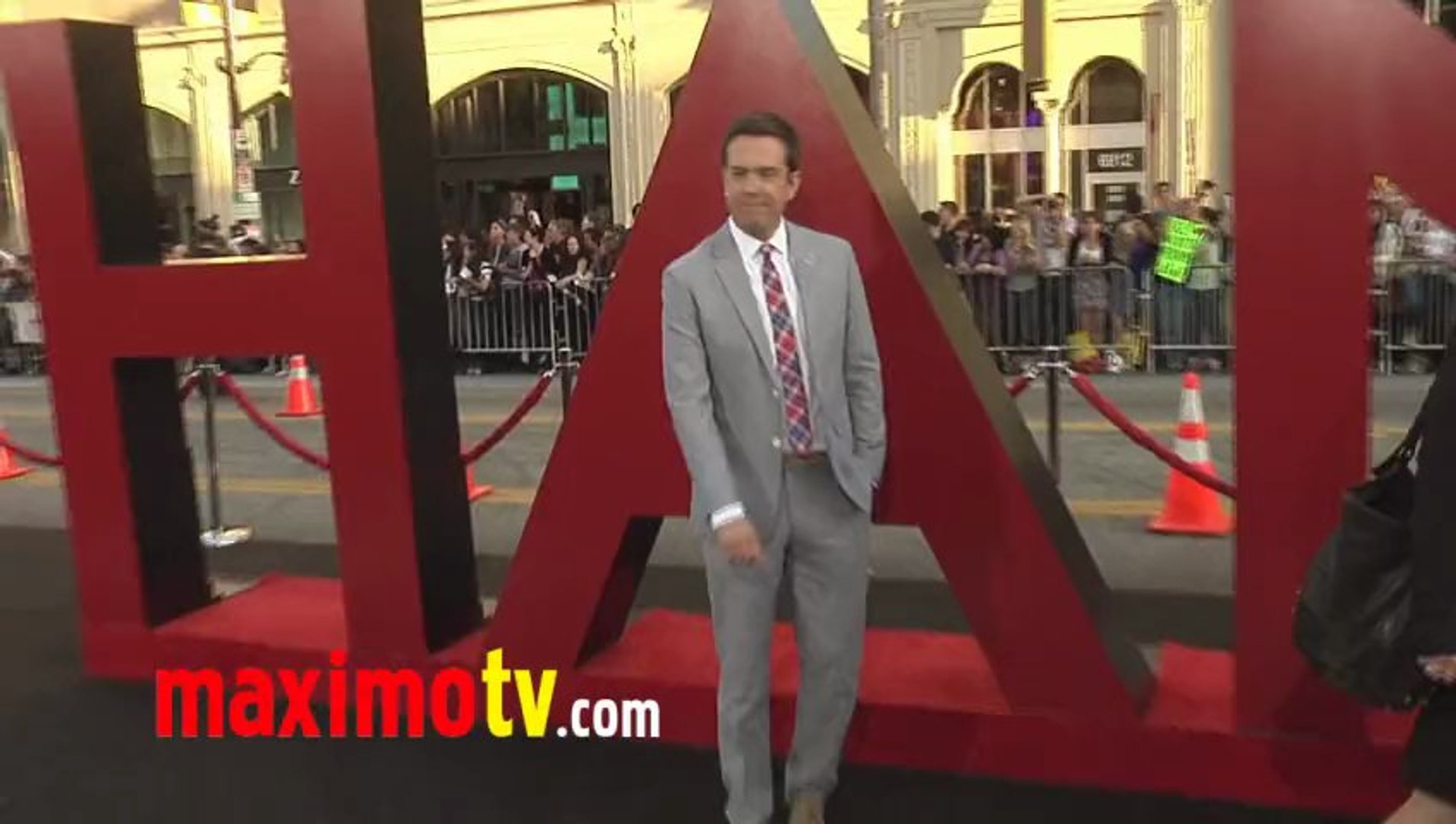 Ed Helms at THE HANGOVER PART 2 Premiere