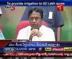 CM reviews irrigation projects To provide irrigation to 62 Lakh acres