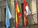 Luto en Burgos por asesinato de guardia civil