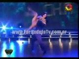 FarandulaTv.com.ar Bailo Anabel Guerrero el ritmo Cha cha cha. Bailando 2011