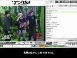 Alice Nine - Have to do some activities to air the BLUE FLAME PV on A9 Channel - Part 3/3 - English sub