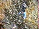 Saut à l'élastique BUNGY 70 m NOUVELLE ZELANDE  (Mars 1993)