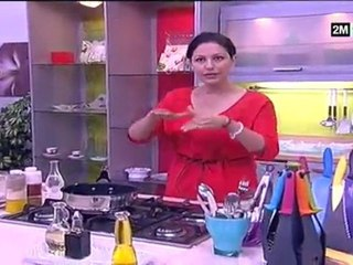 Choumicha - ombrine au seffa et cigares aux crevettes
