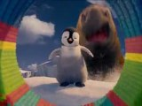 Happy Feet 2 - Teaser Tráiler Español HD [1080p] CORREGIDO