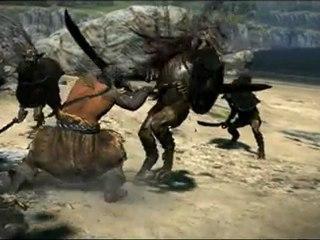 Trailer Gameplay E3 2011 de Dragon's Dogma