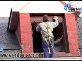 Montaje puertas y ventanas aluminio y pvc. Instalar puertas.
