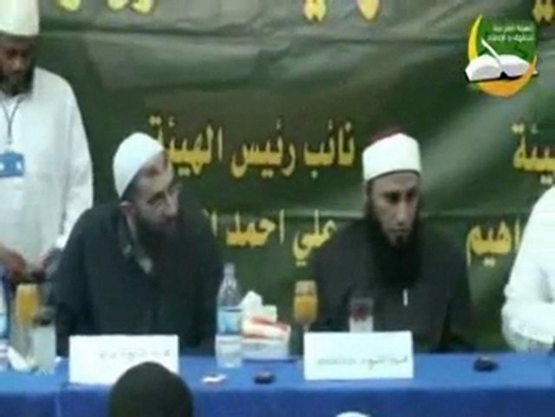 ثناء الدكتور محمد يسري علي الدكتور مازن السرساوي و الدكتور محمد رجب