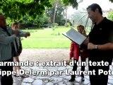 Marmande : rendez-vous aux jardins dans les jardins de la sous-préfecture