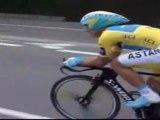 Tony Martin yağmurda çoştu - Critérium du Dauphiné 2011 Etap 3