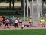 "Cyril MAGNOU - 400m haies (91cm) - 57""32 - Interclubs 2011"