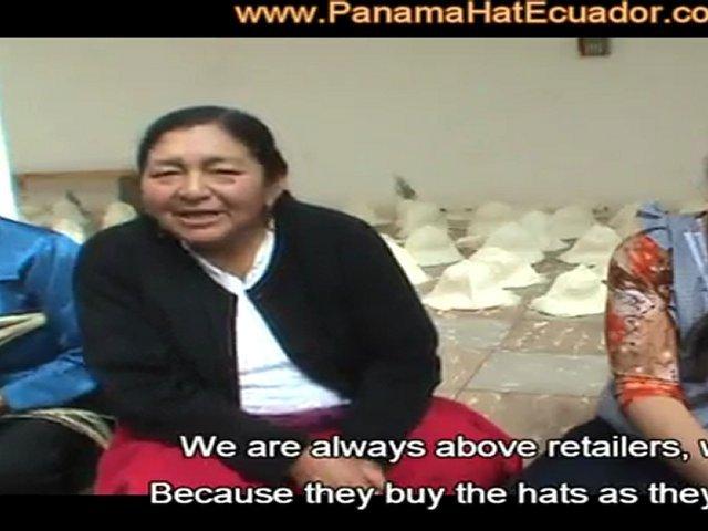 ECUADOR PANAMA HATS – ATMA in Sigsig