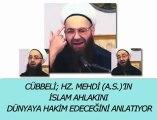 Cübbeli Ahmet Hoca Hz. Mehdi İslamı dünyaya hâkim edecek