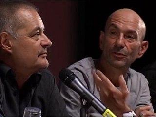Jean-Pierre Jeunet et Hervé Schneid