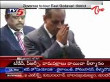 Governer to tour East Godavari district